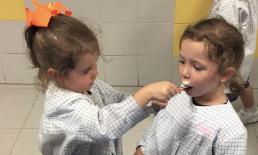 Educando en valores desde pequeños