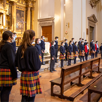 Alborada participa en el XVII certamen coros escolares