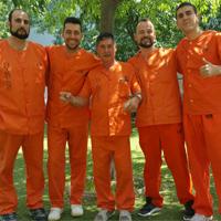Alumni de Alborada, voluntario durante la pandemia